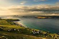Islas Blasket    Página web en castellano sobre las islas Blasket